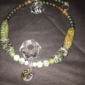 Super Green Necklaces a great gift for men